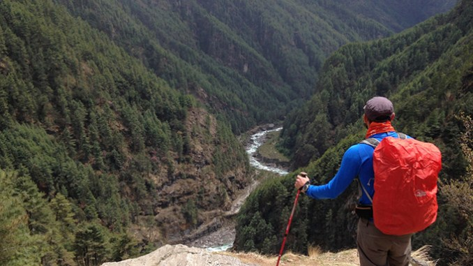 How a trek in the Himalayas could change your life