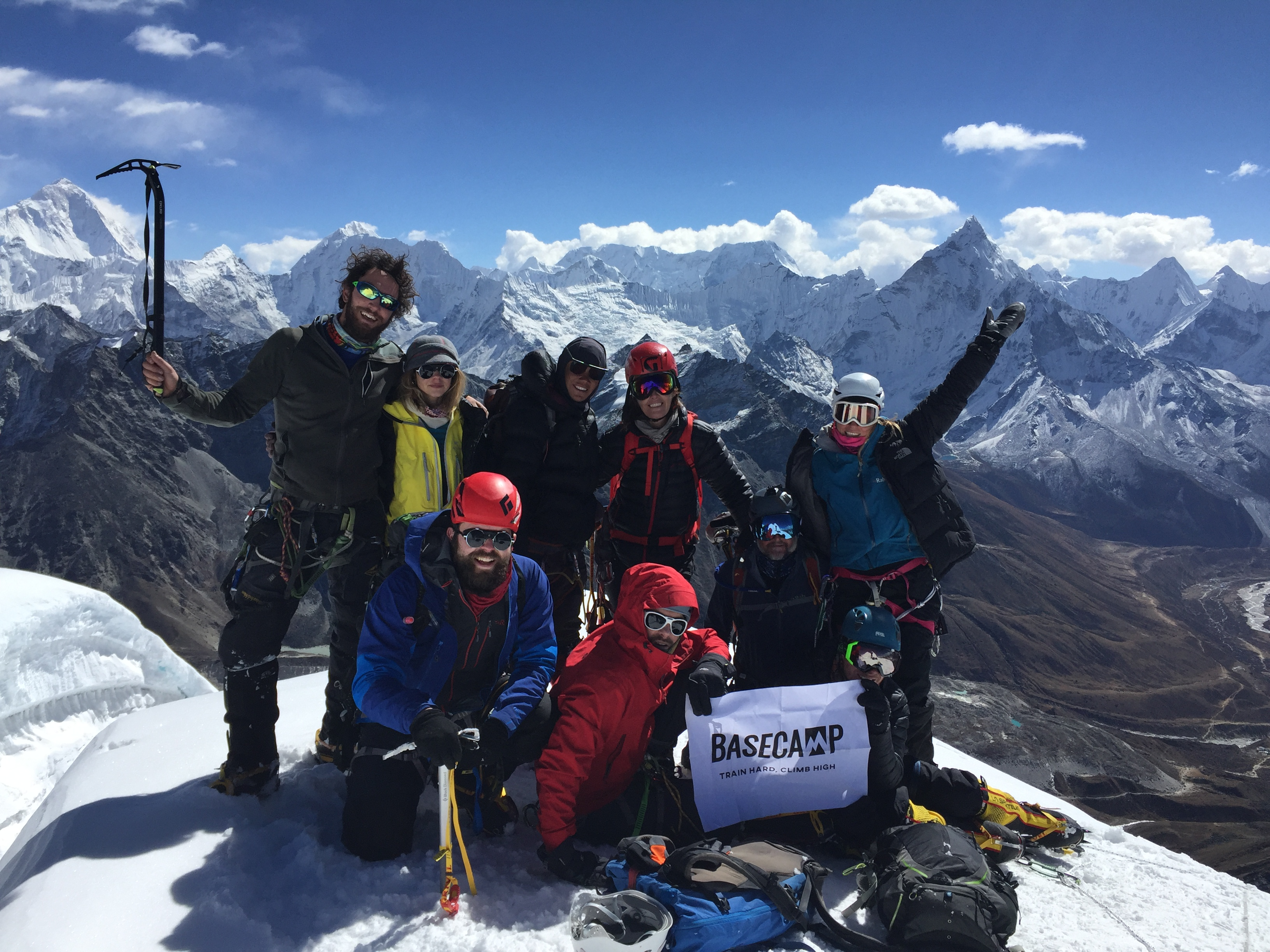 Triple Peaks Trip Report