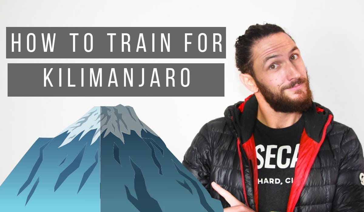 Training for Mt Kilimanjaro Video