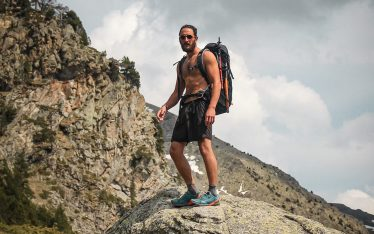 is hiking good for your core