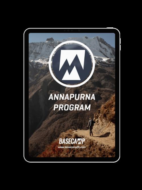 Annapurna Circuit Training Program
