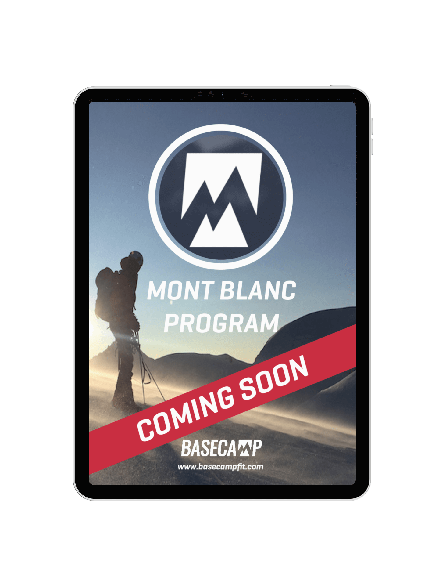 Mont Blanc Training