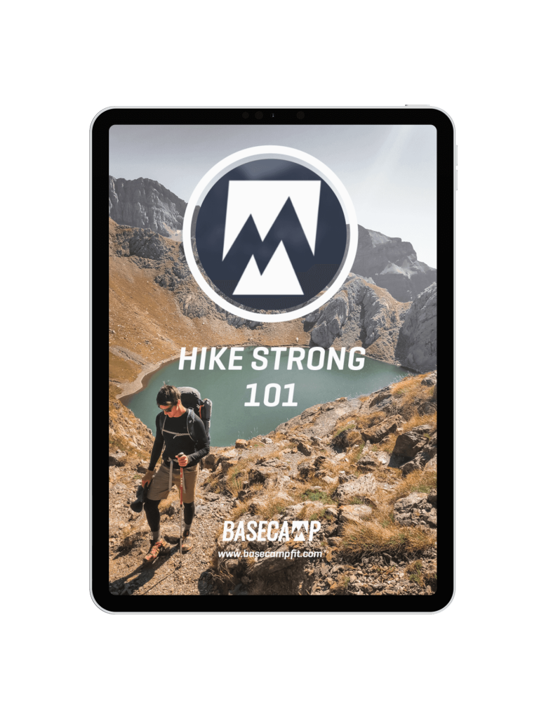 Hike Strong 101