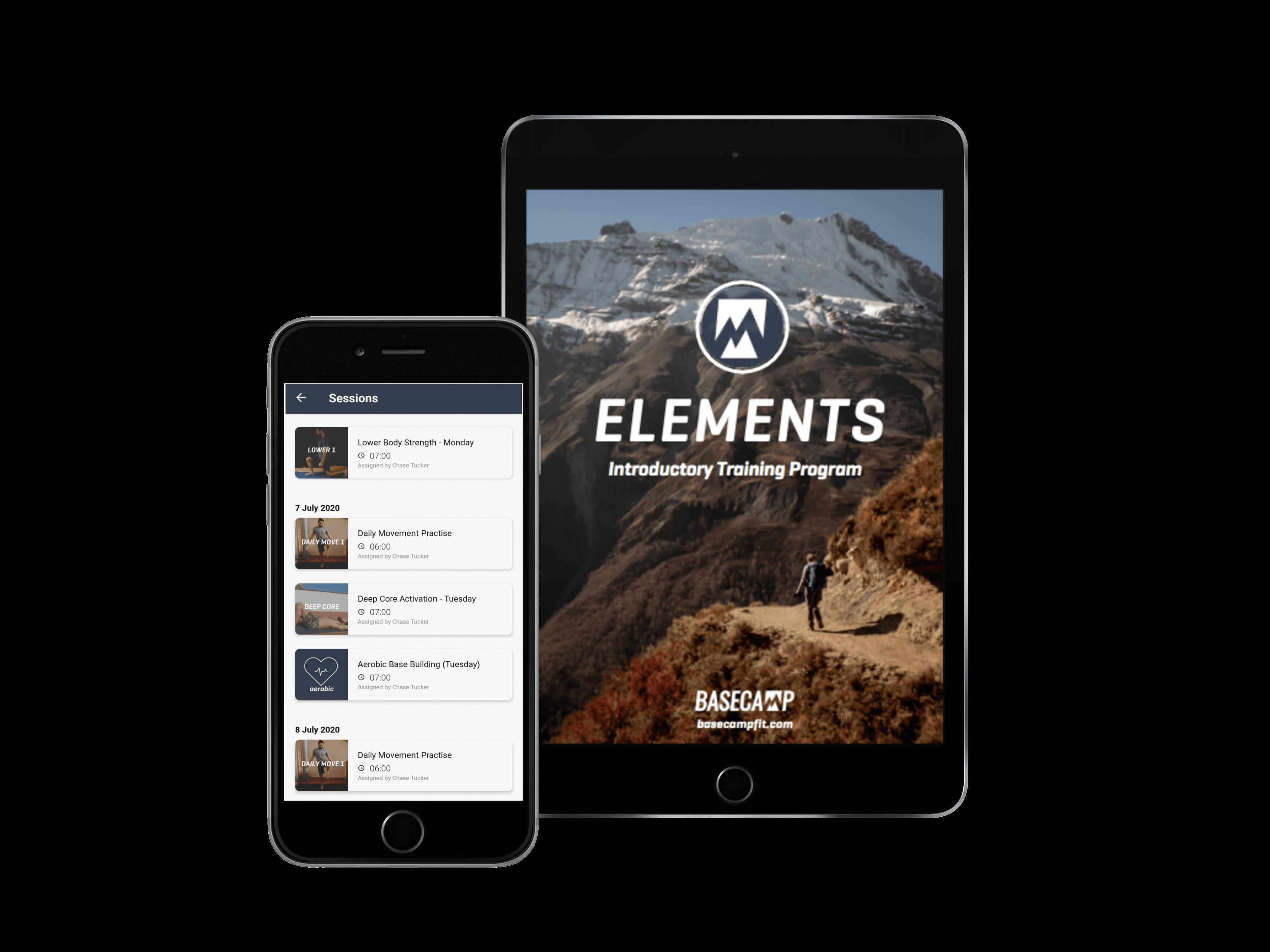 Elements program