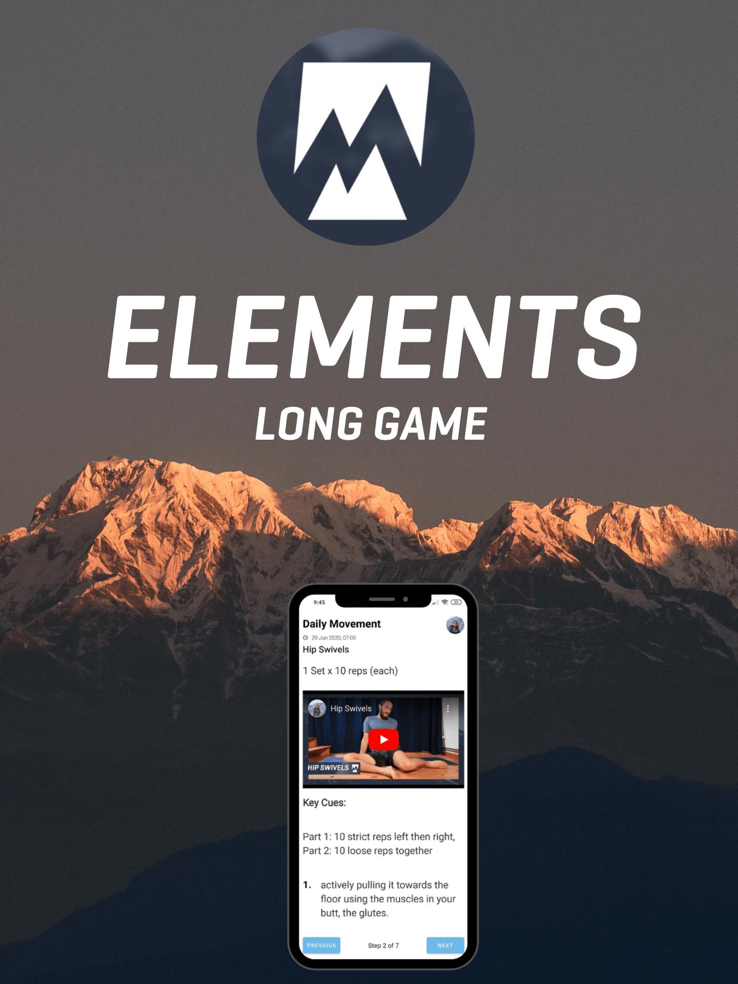 Elements Subscription
